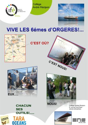 16 Orgeres Poster