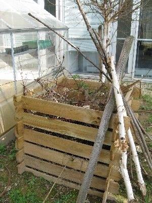 bac a compost