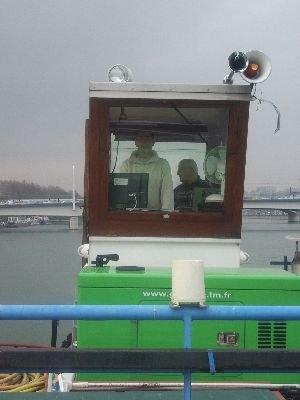 cabine pilotage