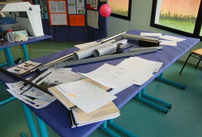 Plans et prototypes