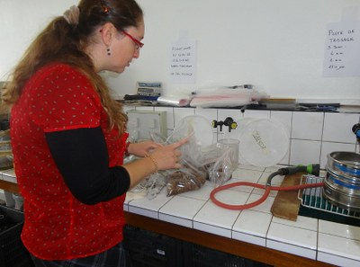 Madame Schaffhauser / enseignante-chercheuse