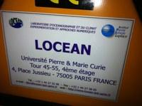 Présentation du laboratoire LOCEAN