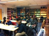 Visite du laboratoire LOCEAN de l'Université de Jussieu
