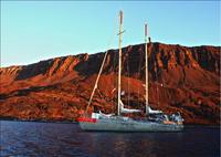 Présentation du bateau TARA