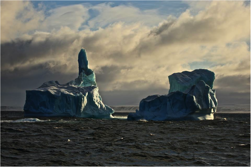 Les cathédrales de glace