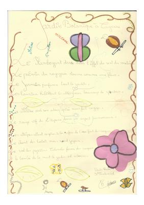 poèmes jardin 5emetissart mars 2015 Page 18