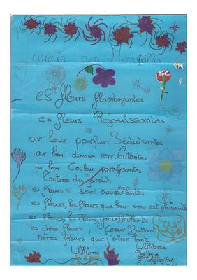 poèmes jardin 5emetissart mars 2015 Page 19