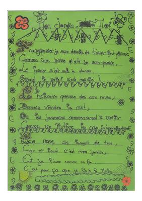 poèmes jardin 5emetissart mars 2015 Page 21