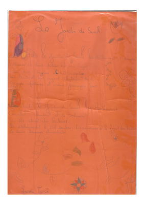 poèmes jardin 5emetissart mars 2015 Page 22