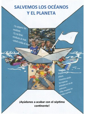 Salvemos los oceanos