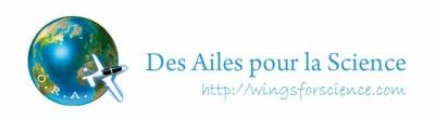 Logo des Ailes pour la science