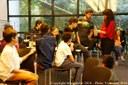 atelier des collégiens avec LADS