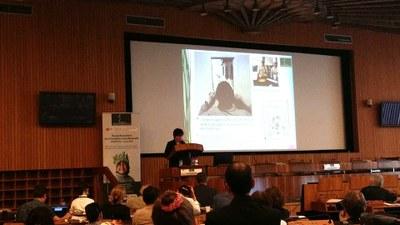 Conférence J.Le Gall aux journées de la Fondation Louis Bonduelle (Siège de l'UNESCO-PARIS)