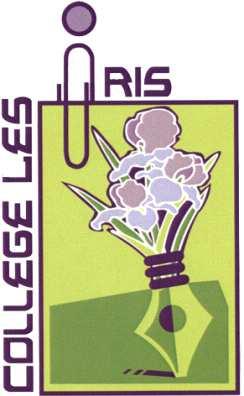 Logo du collège Les Iris - Villeurbanne