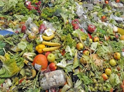 non au gaspillage alimentaire