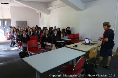 Conférence de C Delfosse