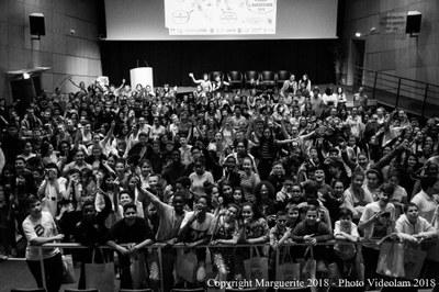 photo de groupe   Congrès Marguerite 2018